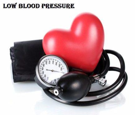 लो ब्लड प्रेशर का इलाज - Low Blood Pressure Ka Desi Ilaj In Hindi