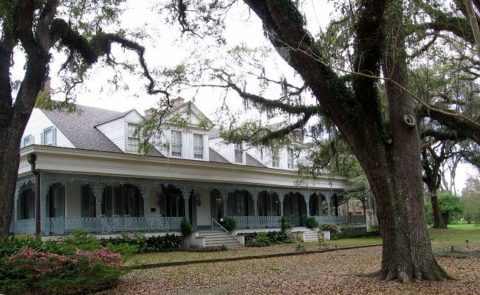 The myrtles plantation saint francisville la USA