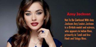 अभिनेत्री एमी जैक्सन की जीवनी | Amy Jackson Biography In Hindi