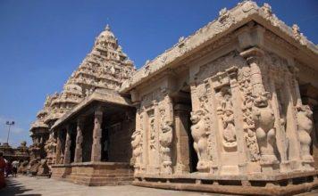 कैलासनाथ मन्दिर, कांचीपुरम का इतिहास | Kailasanathar Temple History In Hindi