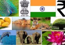 भारत के राष्ट्रीय चिन्ह (प्रतीक) | National Symbols Of India In Hindi