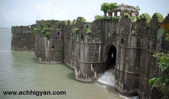 जंजीरा क़िला का इतिहास, जानकारी   Janjira Fort History in Hindi