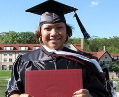 Eastern College Graduation