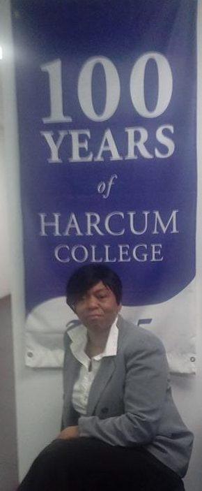 Harcum 100 years