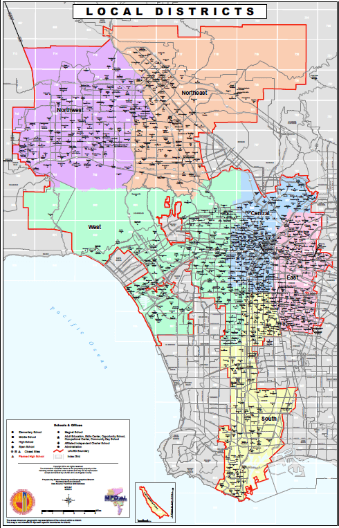 Find a School 2 / Find My Local District