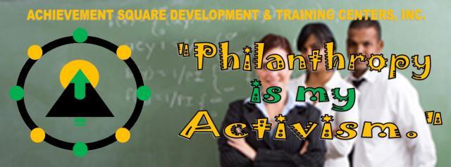 Philanthropy Is My Activism