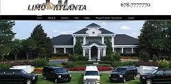 Limos in Atlanta and Alpharetta
