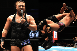 NJPW G1 CLIMAX 27 エディオンアリーナ大阪大会 すべてはEVILだぁー!チャンプから勝利しG1優勝宣言!!