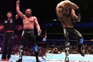 NJPW G1 CLIMAX 27 両国大会2日目 オカダを破り優勝決定戦は内藤対ケニーに!感動ともに警鐘も鳴らされたか!?
