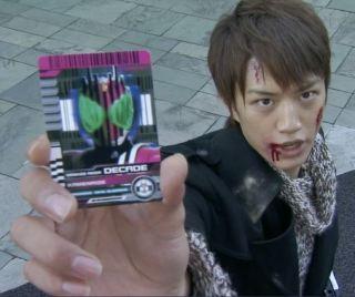 【ライダークロニクル】仮面ライダーディケイド 第3話感想 通りすがりの仮面ライダーだ。覚えておけ!
