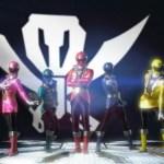 海賊戦隊ゴーカイジャー01〜02感想 34のスーパー戦隊の力を授かる宇宙海賊現る!!