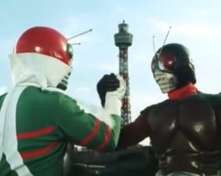 【ライダークロニクル】仮面ライダー(新) 第23話感想 仮面ライダーV3いやさ宮内洋さんがキターーー!横浜を救ってくれてありがとう!