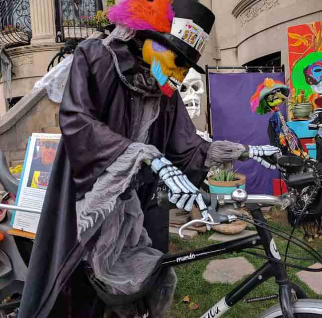 Park Slope Halloween Decorations – The Very Best