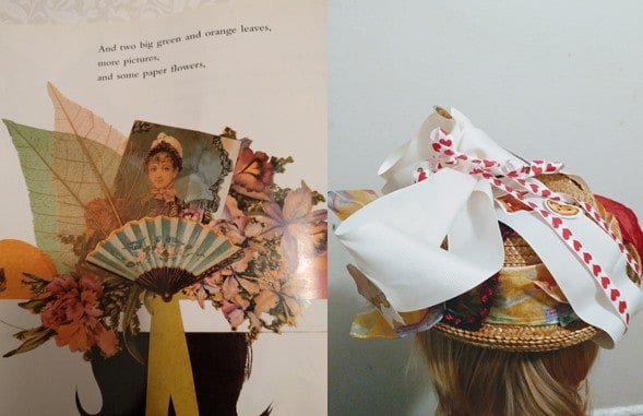 Fun Hat Decorating Activity Inspired by Jennie's Hat
