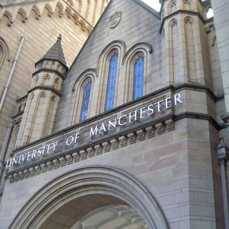 University of Manchester, Whitworth Building