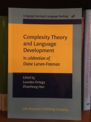 Cover Page of Complexity Theory and Language Development