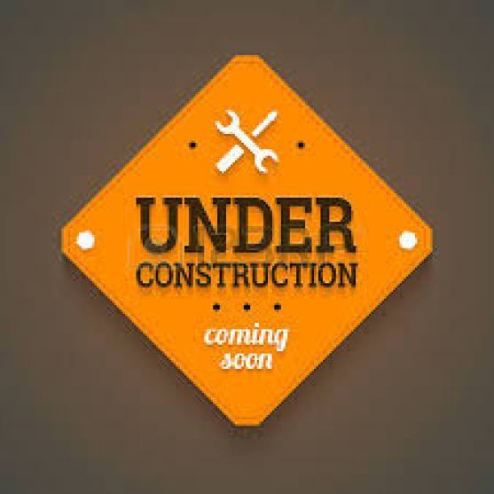 Under Construction...Coming Soon!