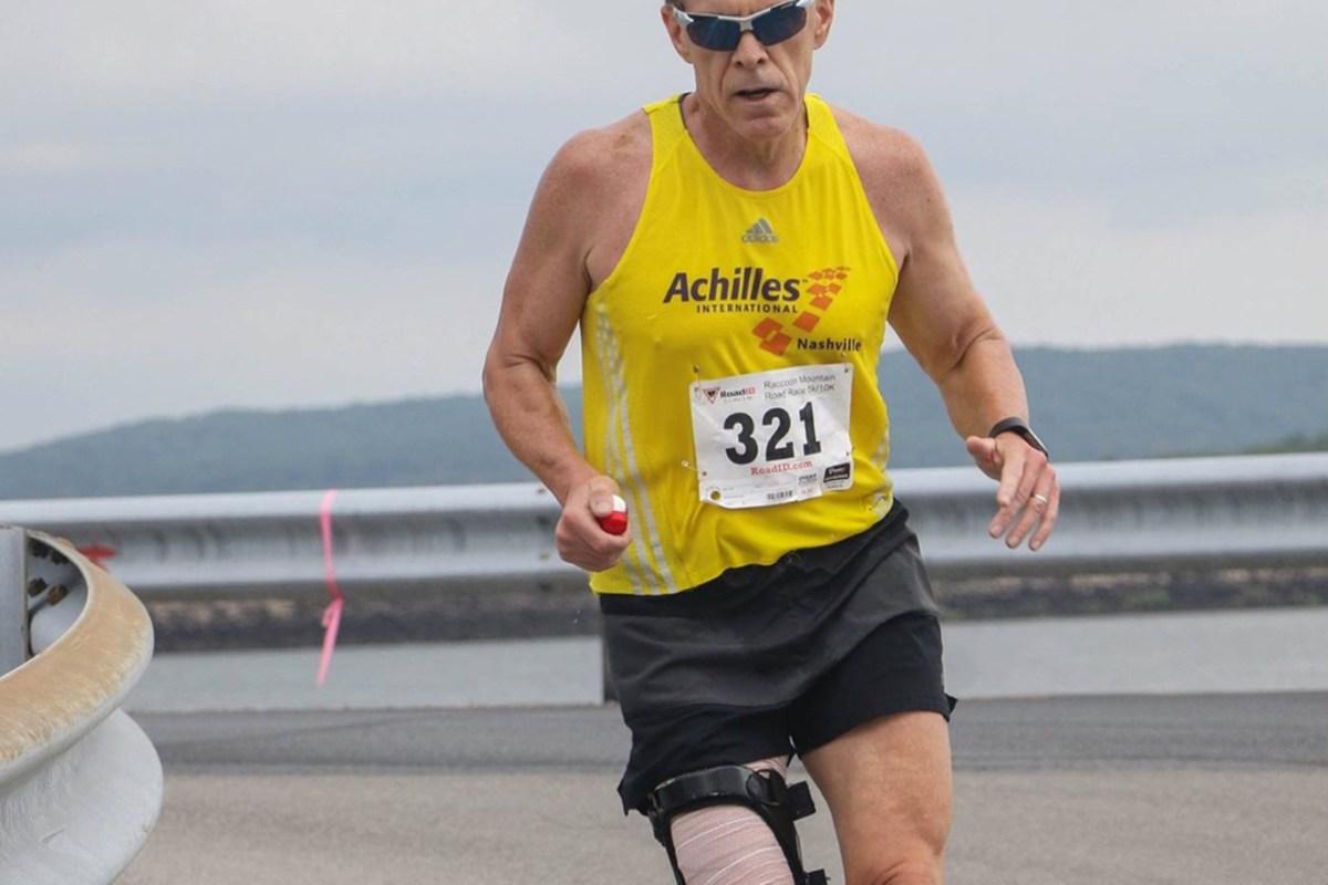 Tony Grossi on Boston Marathon's Instagram