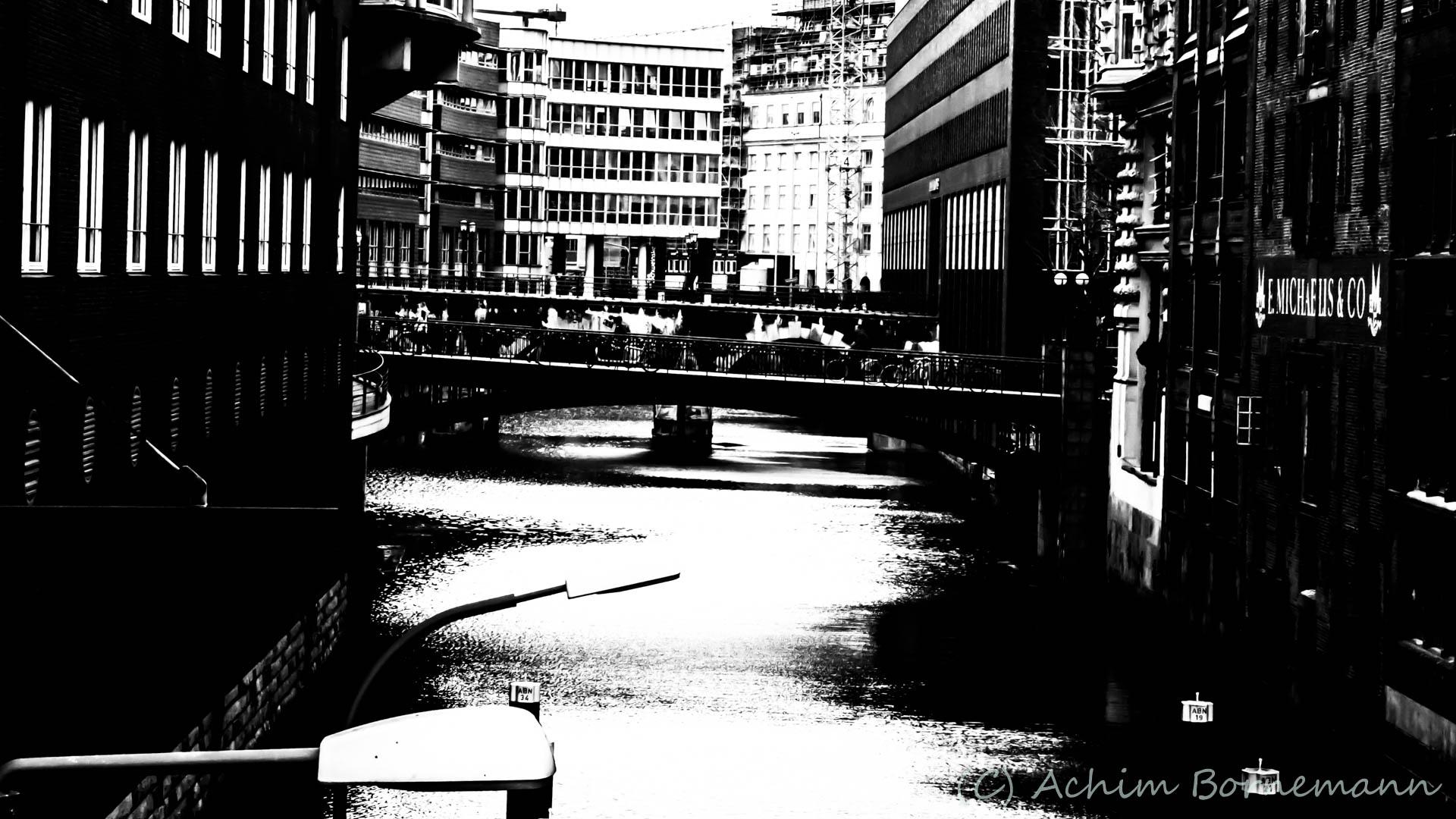 Somewhere in ....Hamburg