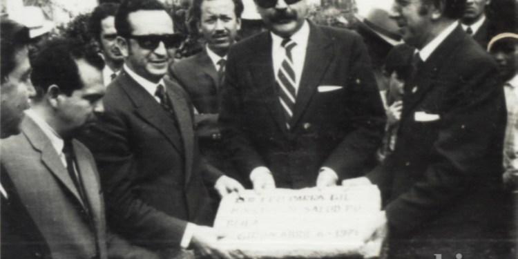 Inauguración Hospital Girón
