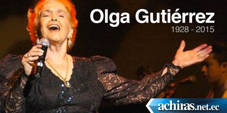 Olga Gutiérrez