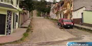 Calle Leopoldo Peñaherrera