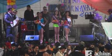 Reina de Carnaval Girón 2017