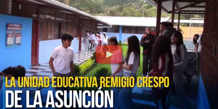 Unidad Educativa Remigio Crespo de La Asunción