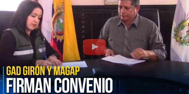 GAD Girón MAGAP