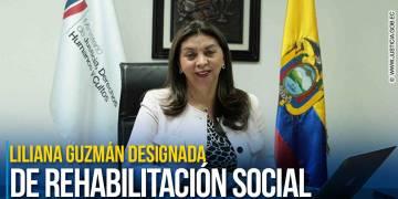 Ministra Rosana Alvarado designó a Liliana Guzmán Ochoa, como su viceministra de Atención a Personas Privadas de Libertad