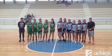 Selección basquet