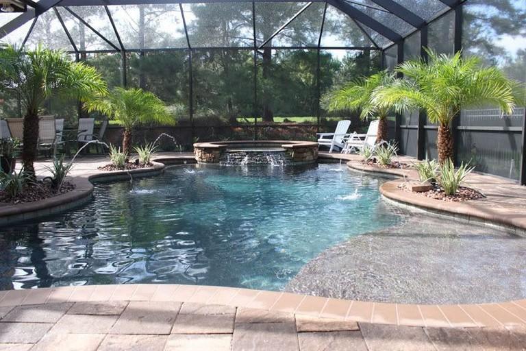 18 amazing screened pool patio ideas