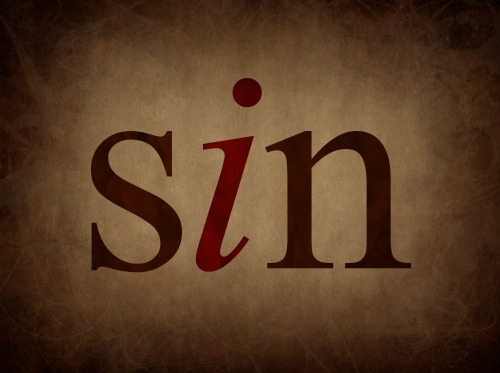 Sin Crushes the Bond with God