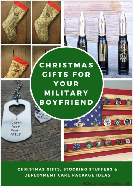 christmas gifts for military boyfriend 2018