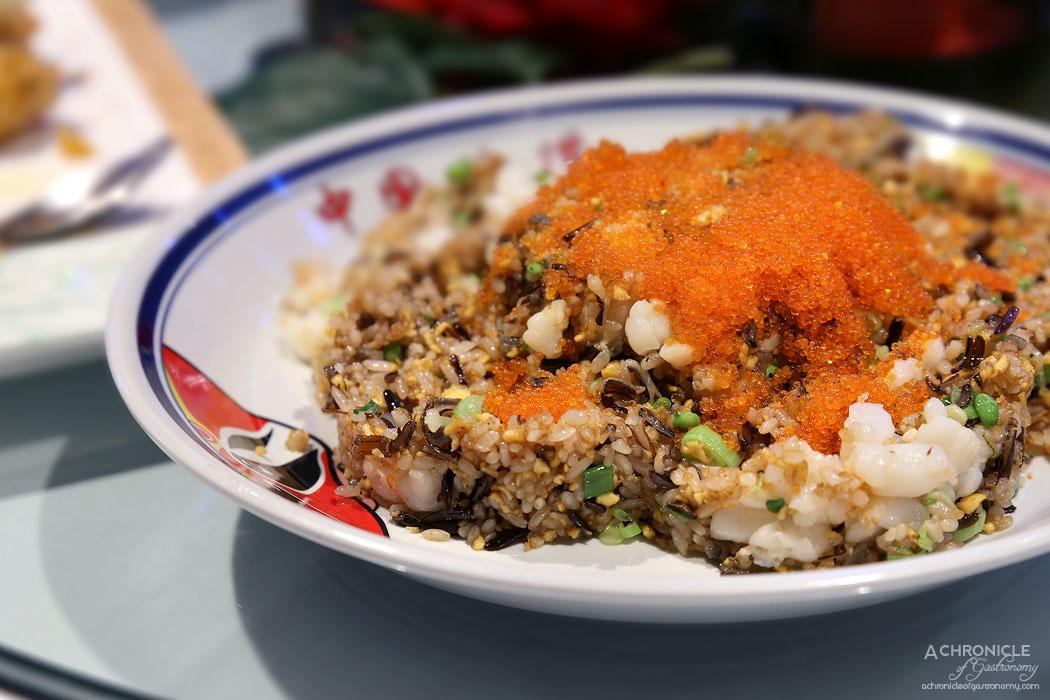 Secret Kitchen Dai Long Banquet - Emperor Fried Rice