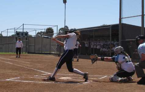 Varsity softball dominated by Saugus