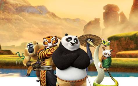 Movie Review: Kung Fu Panda 3