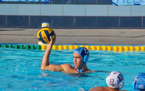 Boys Water Polo Victorious in Final Home Game