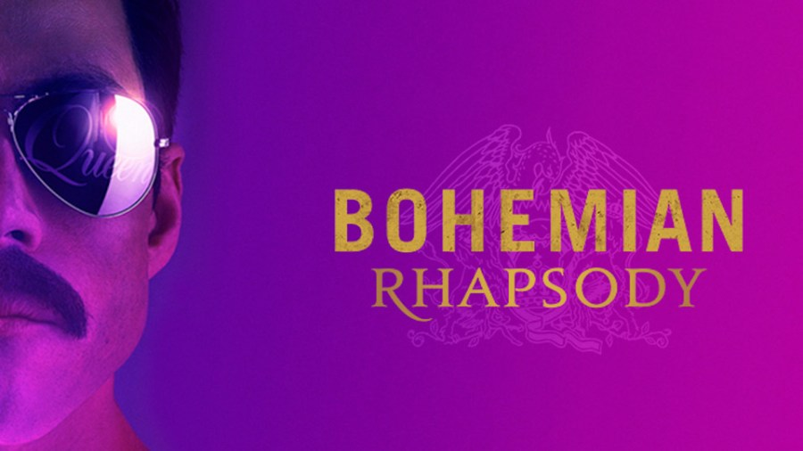 The+movie+poster+for+%22Bohemian+Rhapsody.%22