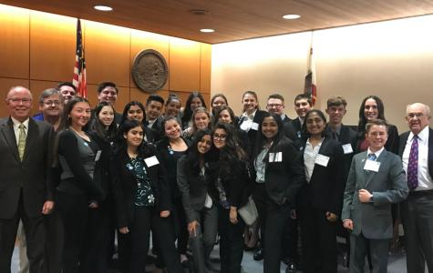 Cam High's Mock Trial Team Places 6th After Making it to Semi-Finals