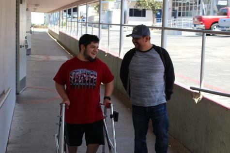 My Journey Through High School With Cerebral Palsy