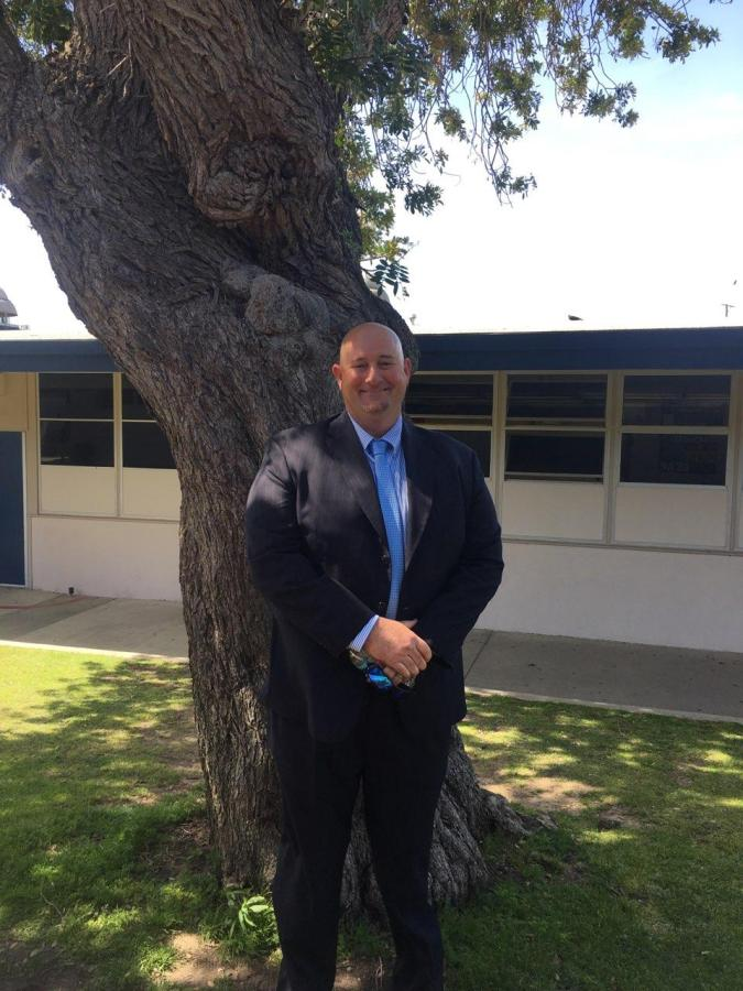 Matthew+La+Belle+will+serve+as+Cam+High%27s+new+principal%2C+starting+with+the+2019-2020+school+year.