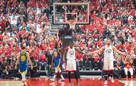 The Golden State Warriors Face Off Against the Toronto Raptors
