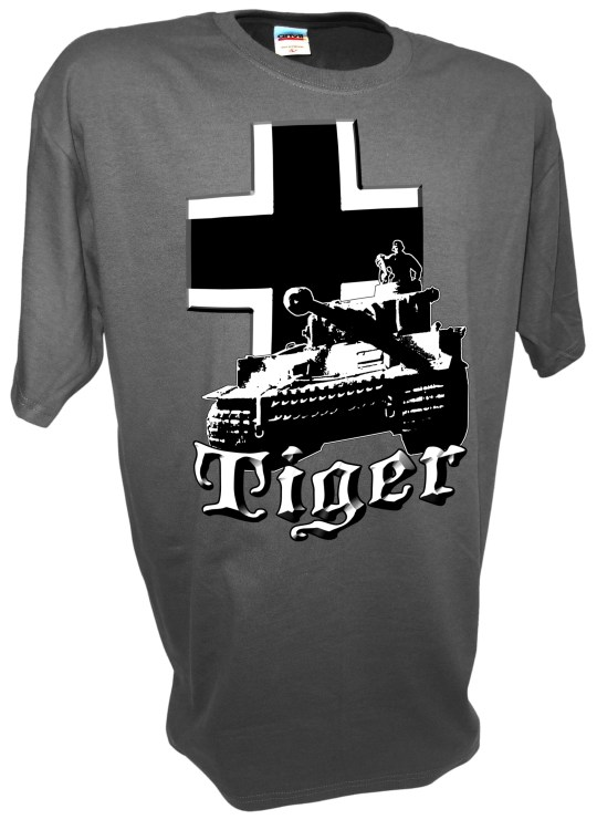 1st Tiger Tank German Iron Cross Panzer Ww2 SS Divisions ...