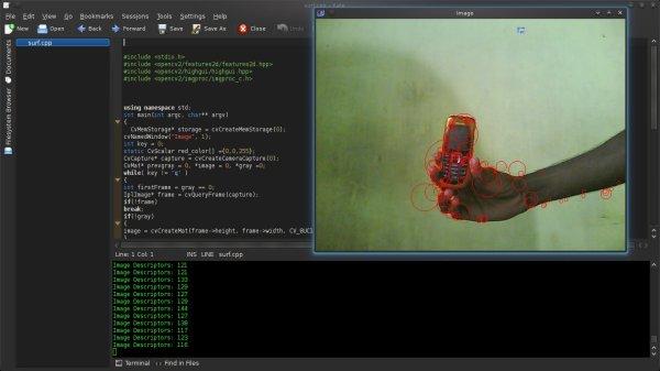 SURF in OpenCV | Achu's TechBlog