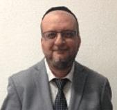 Rabbin de la communauté de Caen M. Josep Ohayon