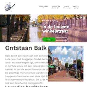 winkelen in balk website