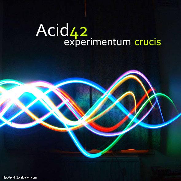 Acid42 - Experimntum Crucis cover