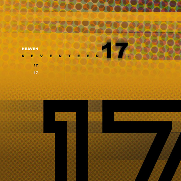 Image of Heaven 17 album cover