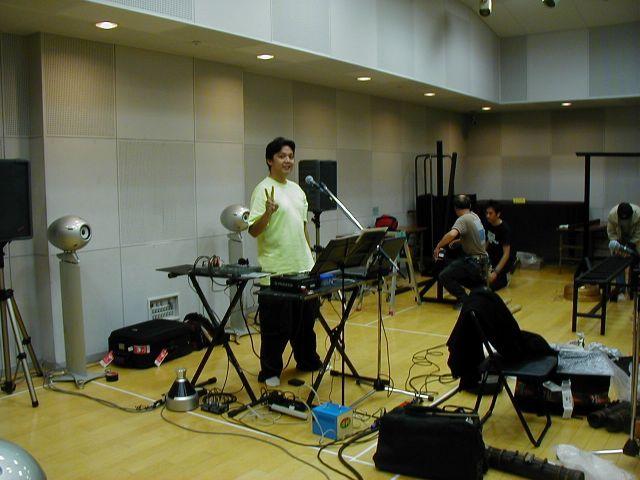 Acid42 in Nagoya, Japan for the World Expo